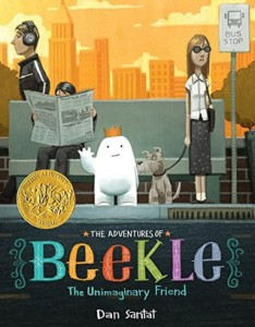 The Adventures of Beekle: The Unimaginary Friend book cover