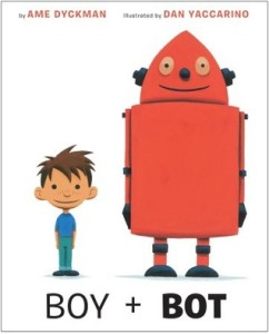 boy+bot cover image