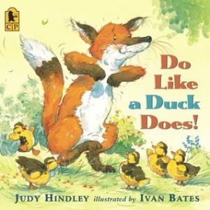Do Like a Duck Does! book cover