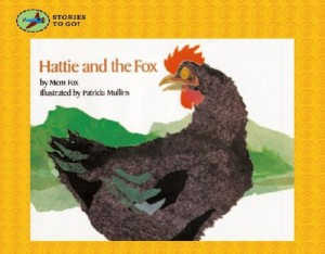 Hattie and the Fox book cover