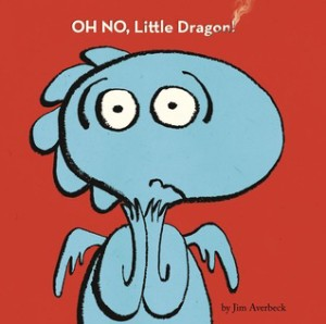 oh no little dragon cover image