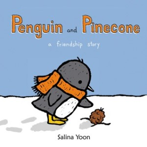 Penguin and Pinecone book cover