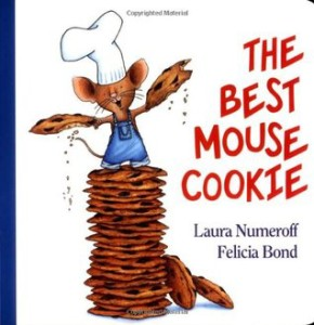 The Best Mouse Cookie book cover