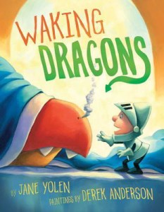 waking dragons cover image