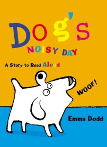 Dog's Noisy Day book cover
