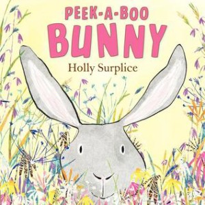Peek-a-Boo Bunny book cover