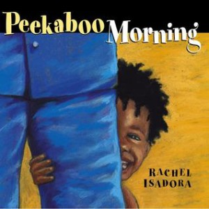 Peekaboo Morning book cover