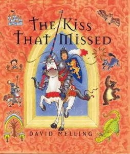 The Kiss That Missed book cover