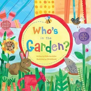 Who's in the Garden? book cover