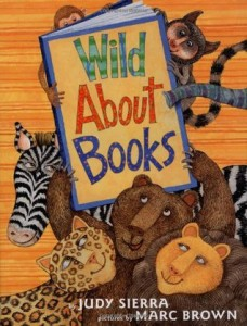 Wild About Books book cover