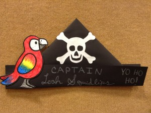 pirate preschool story time craft