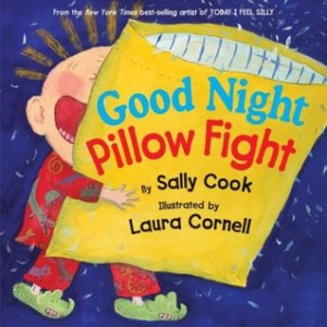 Good Night Pillow Fight book cover