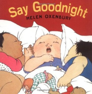 Say Goodnight book cover