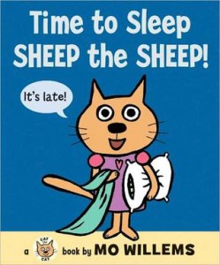 Time to Sleep, Sheep the Sheep! book cover
