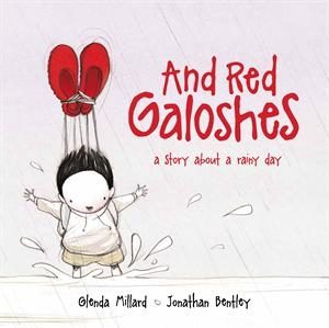 And Red Galoshes book cover