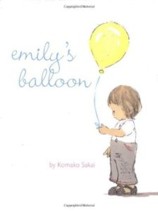 Emily's Balloon book cover