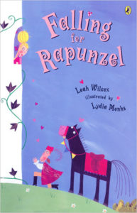 falling-for-rapunzel cover image