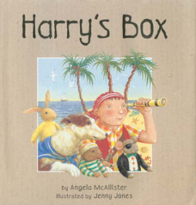 harry's box cover image