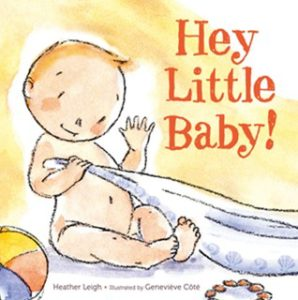 Hey Little Baby! book cover