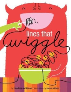 Lines That Wiggle book cover