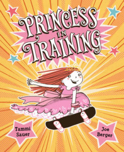 princess-in-training book cover