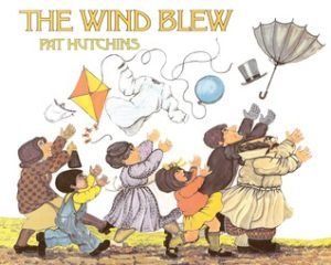 The Wind Blew book cover