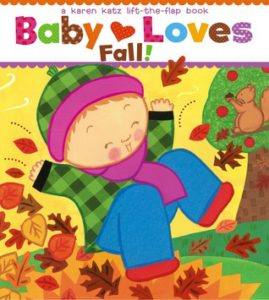 Baby Loves Fall book cover
