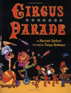 Circus Parade book cover