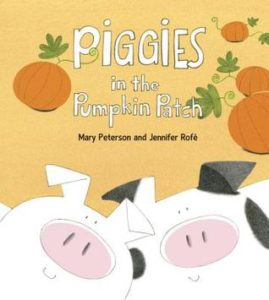 piggies-in-the-pumpkin patch cover image