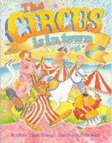 The Circus is in Town book cover