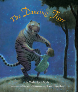 The Dancing Tiger book cover