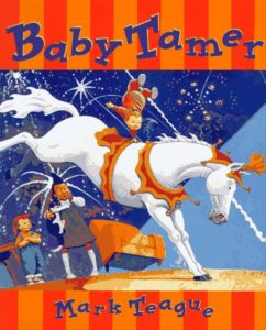 Baby Tamer book cover