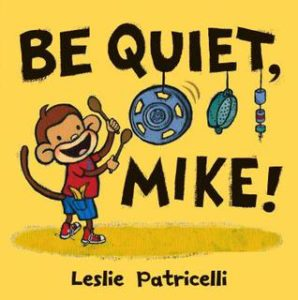 be-quiet-mike cover image