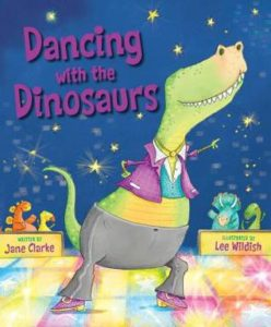 Dancing with the Dinosaurs book cover
