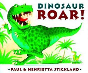 Dinosaur Roar! book cover