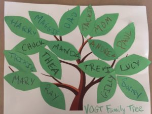 family tree craft
