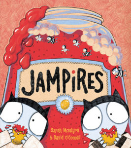 Jampires book cover