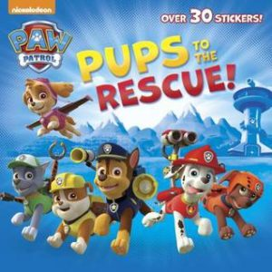 Pups to the Rescue! book cover