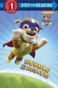 Rubble to the Rescue! book cover