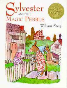 Sylvester and the Magic Pebble book cover