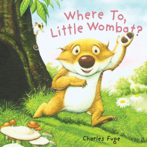 Where To, Little Wombat? book cover