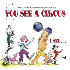 You See a Circus book cover