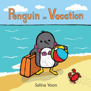 Penguin on Vacation book cover