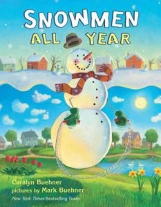 Snowmen All Year book cover