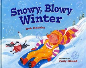 Snowy Blowy Winter book cover