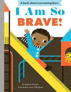 I am so brave book cover