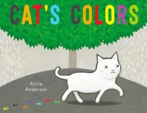 cat's colors cover image