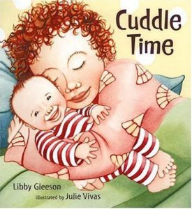 Cuddle Time book cover