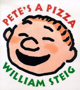 Pete's a Pizza book cover