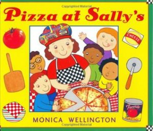 Pizza at Sally's book cover